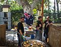 Simply Spanish Tapas Bar at 56th Paella Contest in Sueca 01.jpg