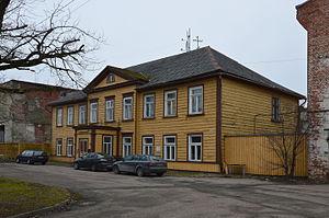 Sindi, Estonia - Image: Sindi ministeeriumikooli hoone