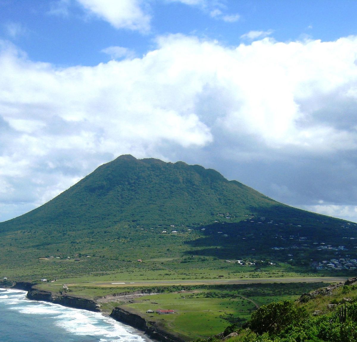 Sint Eustatius – Travel guide at Wikivoyage
