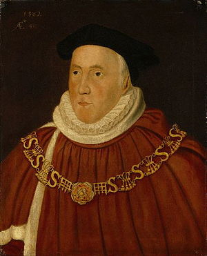 Christopher Wray (English judge) - Sir Christopher Wray.