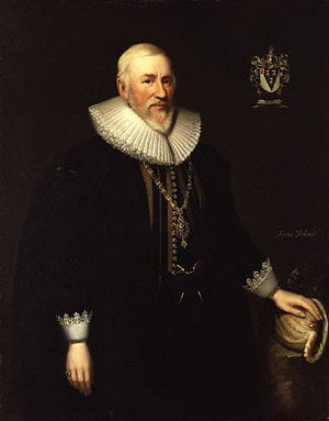 Hugh Myddelton - Sir Hugh Myddelton (1560-10 Dec 1631)