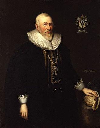 Hugh Myddelton - Sir Hugh Myddelton (1560-10 Dec 1631)