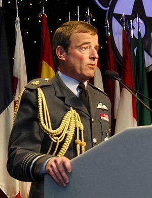 Glenn Torpy - Air Chief Marshal Sir Glenn Torpy in September 2007