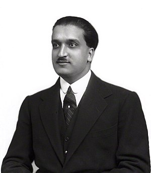 Mayo College - Image: Sir Hari Singh Bahadur, Maharaja of Jammu and Kashmir, 1920
