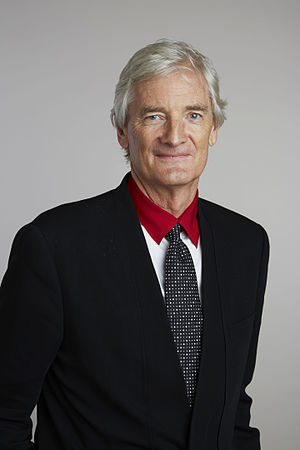 James Dyson - James Dyson at the Royal Society admissions day in London, July 2015