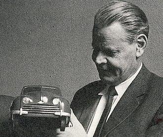 Sixten Sason - Sason with a Saab 92, 1959