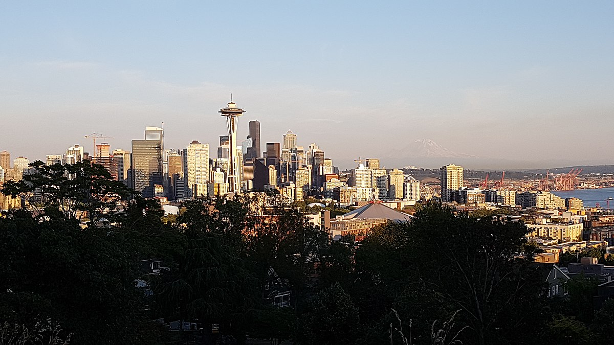 Seattle – Reiseführer auf Wikivoyage