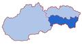 Slovacchia - Eparchia di Kosice.png
