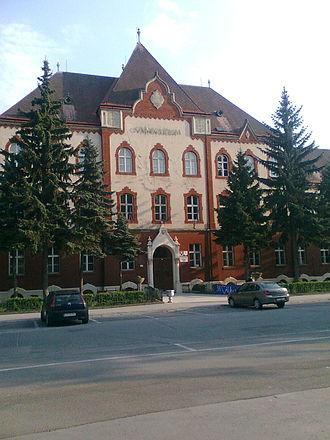 Education in Slovakia - Gymnasium in Košice