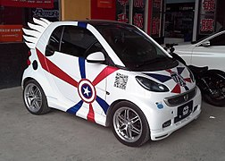 Smart Fortwo C451 Jeremy Scott Edition China 2015-04-18.jpg