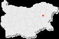 Smyadovo location in Bulgaria.png