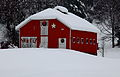 Snowy-christmas-wv-country-barn-pub - West Virginia - ForestWander.jpg