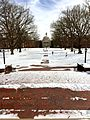 Snowy Day in the Lower Quad at UNC Chapel Hill.jpg