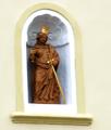 Socha svaté Barbory - Ottlilienfeldský dům Kadaň.tif