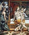 Sodoma - Roxane recevant la couronne de son époux.jpg