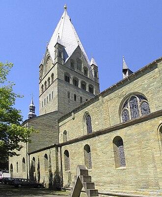 Soest, Germany - Church St. Patrokli