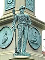 Soldiers Monument - Worcester, MA - DSC05759.JPG