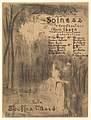 Solness le Constructeur, Program for Théâtre de l'Oeuvre, April 1894 MET DP827210.jpg