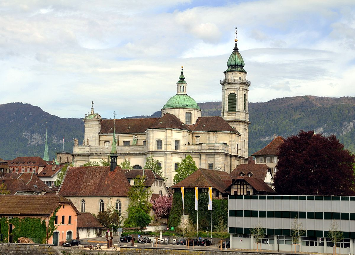 Solothurn Cathedral - Wikipedia