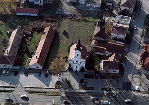 Soltvadkert - Aerial view