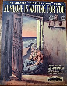 Someone Is Waiting For You The Greater Mother Love Song Wikipedia