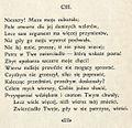 Sonety Shakespeare'a I-CXXXIV i CXXXVII-CLIV Maria Sułkowska (MUS) page 117 sonet 103 cropped image.jpg
