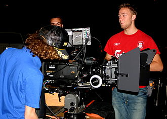 CineAlta - Filming with a CineAlta video