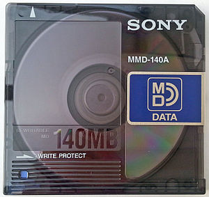 MD Data - MD Data Sony MMD-140A