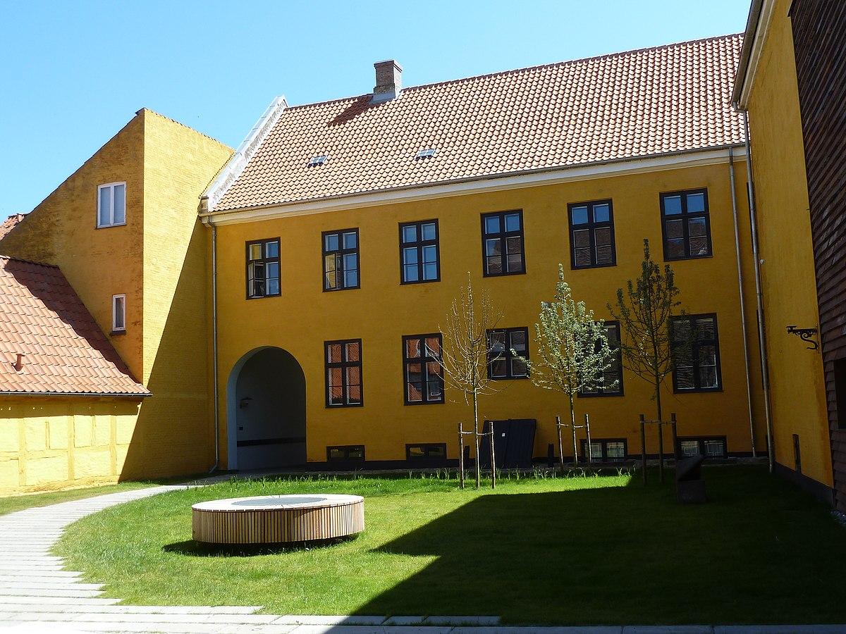 for helvede Art Museum Sjælland