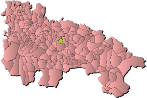 Sorzano - La Rioja (Spain) - Municipality Map.svg