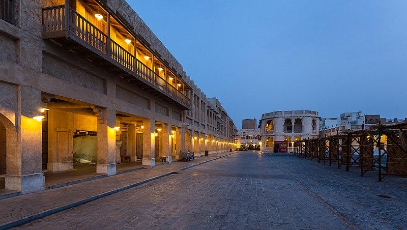 File:Souq Waqif, Doha, Catar, 2013-08-05, DD 92.JPG
