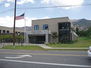 South Ogden, Utah - City hall