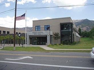 South Ogden, Utah - City hall
