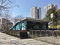 South Xizang Road station Shanghai, exit 1.jpeg