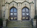 Southgate Methodist Church, Elland, Doorway - geograph.org.uk - 1005464.jpg