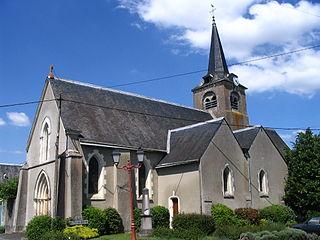 Souvigné-sur-Sarthe Commune in Pays de la Loire, France