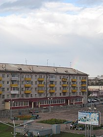 Sovetskaya Gavan - Victory Square.JPG