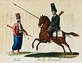 Spâhi Dély, déterminé - Castellan Antoine-laurent - 1812.jpg