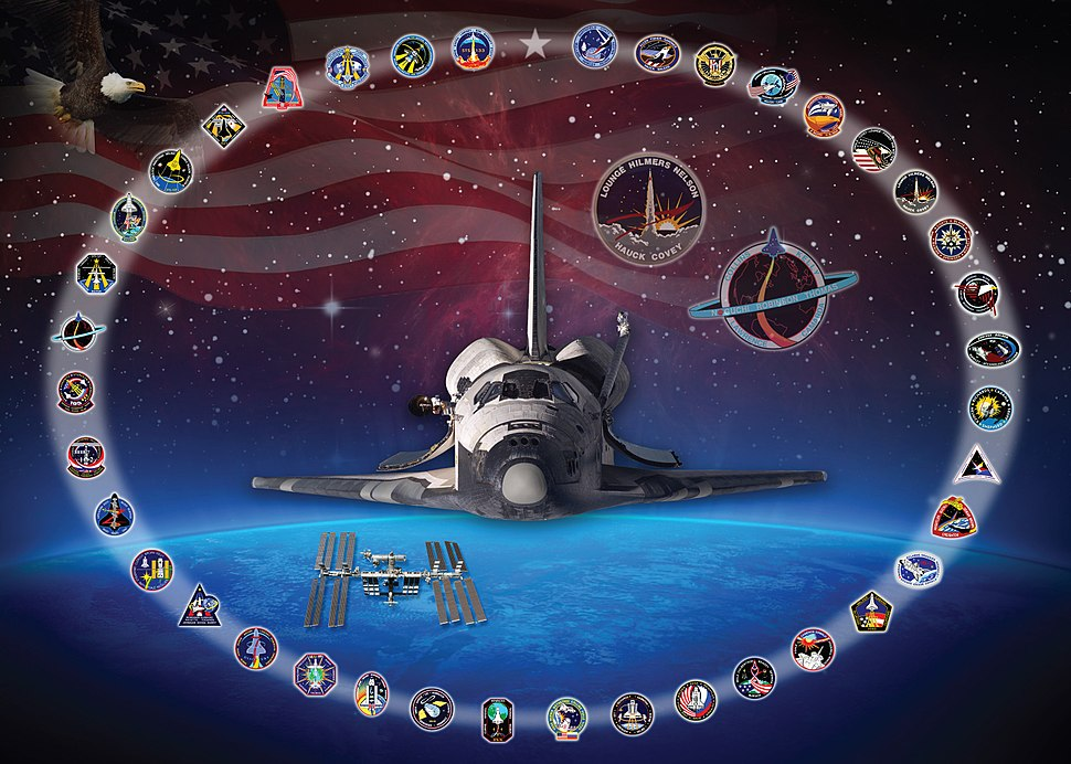 Space Shuttle Discovery Tribute