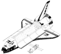 Space Shuttle vs Soyuz TM - to scale drawing.png