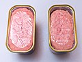 Spam and Great Value Luncheon Meat in cans.jpg