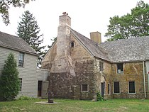Spencer-Peirce-Little Farm (rear) - Newbury, Massachusetts.JPG
