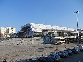 SPC Vojvodina Multi-purpose venue in Novi Sad, Serbia