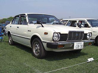 Toyota Sprinter - Sprinter sedan (KE65)