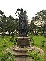 Sri Rama Varma XV Subhash Bose Park Kochi.jpg