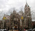 St. Augustine's Roman Catholic Church 122 Sixth Avenue Park Slope from south.jpg
