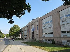 St. Joseph Central High School (Pittsfield, Massachusetts) - St. Joseph Central High School
