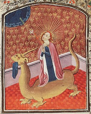 St. Margaret of Antioch