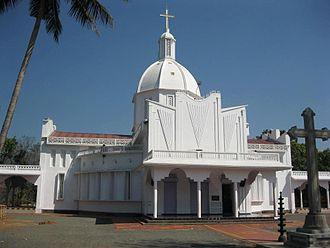 St. Mary's Forane Church, Edoor - St. Mary's Forane Church Edoor