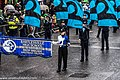 St. Patrick's Day Parade (2013) In Dublin - Bartlesville High School Marching Band, Oklahoma, USA (8566518962).jpg